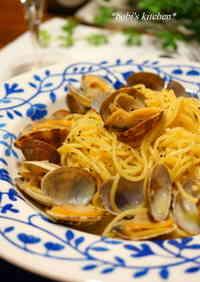 Easy Clam Pasta