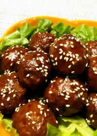Crispy and Fluffy Meatballs with Sweet-Sour Sauce