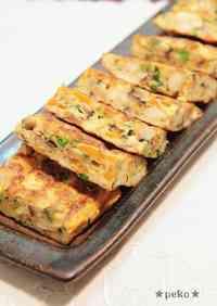 Nutritious Gisei Dofu in an Omelette Pan