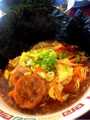Charred Leek and Soy Sauce Ramen (Vegan Friendly)