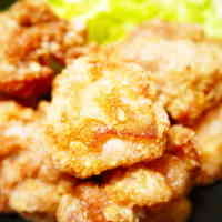 Juicy and Delicious! Chicken Thigh Salty Karaage