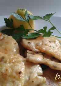 Easy Chicken Breast Lemon Sauté