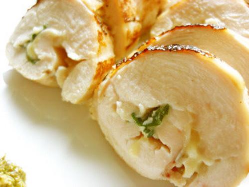 Tender Chicken Breast Roll