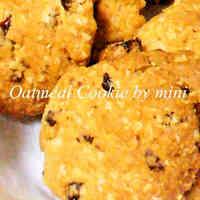 Classic American Oatmeal Cookies
