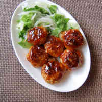 Chicken & Pork Meatballs! Sweet and Sour Sauce