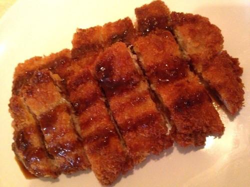 Easy Tonkatsu Pork Cutlet