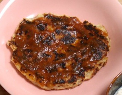 Eggless, Meatless Macrobiotic Silken Tofu Hamburger