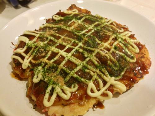 Osaka Saturday Night Okonomiyaki (Easy to Make)