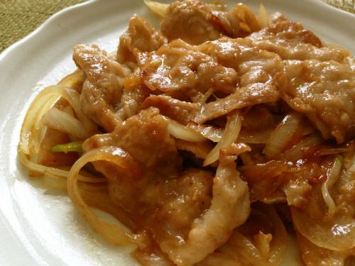 Pork Belly Ginger Stir Fry
