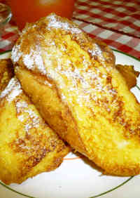 The Scent of Honey! Simple French Toast