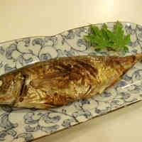 How to Prepare Grilled Horse Mackerel
