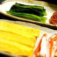 Tamagoyaki Omelette For Sushi Hand Rolls