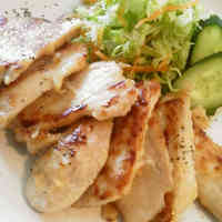 Sautéed Chicken Breast For Bento Or Lunch