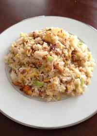 Easy Lunch in 5 Minutes! Natto Fried Rice