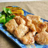 Lunchbox Treasure! Chicken Breast with Mayonnaise Dressing