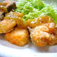 Simple Sweet Miso Pan-Fried Salmon for Bentos