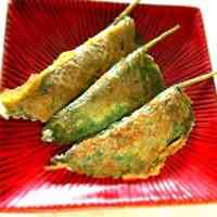 That Wonderful Egoma Aroma! Egoma Leaf Wraps with Pork