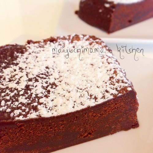 Easy Gateau au Chocolat