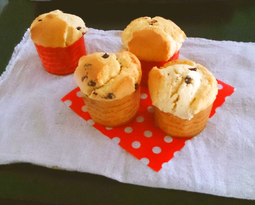 Rich Muffins