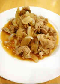 My Husband Raves about This! Healty Stir-fried Ginger Pork with Onions