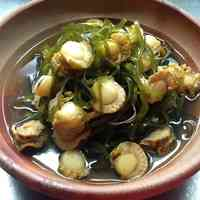 My Mother's Konbu & Scallop Simmer