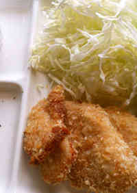 Less Calories and Less Washing! Baked Tonkatsu
