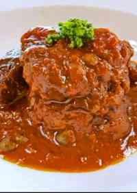 Beef Shank Stew with the Magic Of Capers