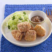 Honey Vingear Miso Chicken Cutlets