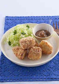 Honey Vingear Miso Chicken Cutlets