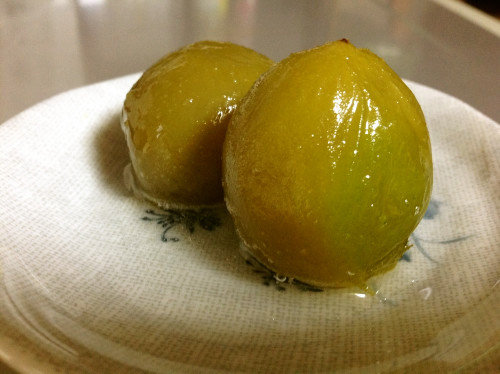 Foolproof Ume Plum Compote