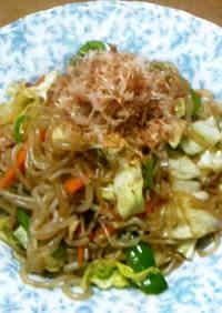 Shirataki Noodle Yakisoba