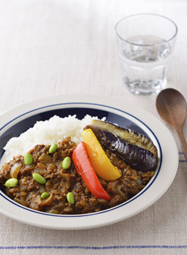 Authentic Demi-Keema Curry with Summer Vegetables