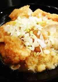 A Delicious Chicken Mizore Stew