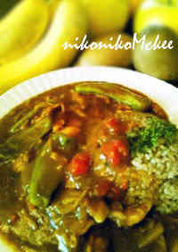 You Don't Need a Knife! Delicious Nutrient-Rich Curry