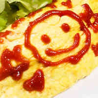 Fluffy But Hard to Tear Omurice