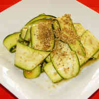 Zucchini Choregi Salad