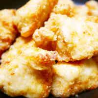 Salt Flavoured Fried Chicken
