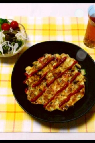 Homemade ☆ Okonomiyaki Sauce