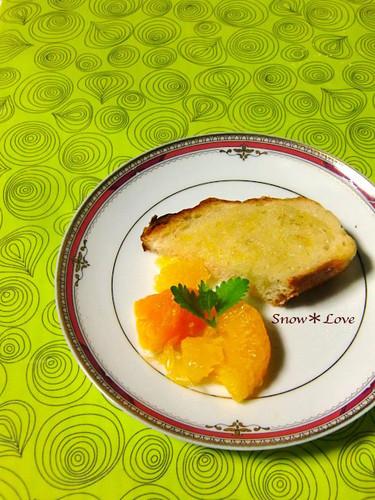 Ginger and Shio-Koji Sugar Toast