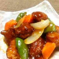 Delicious Sweet and Sour Pork