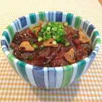 Beef Steak Rice Bowl