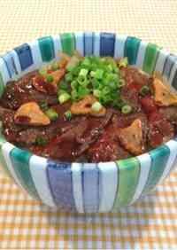 Beef Steak Rice Bowl