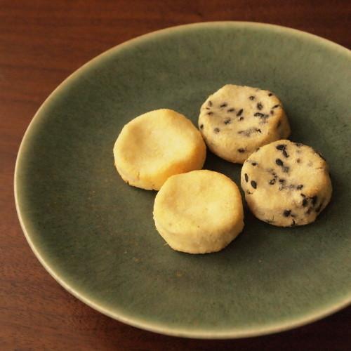 Soy Milk Okara Cookies