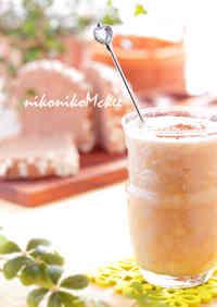 Banana and Black Vinegar Soy Milk Smoothie