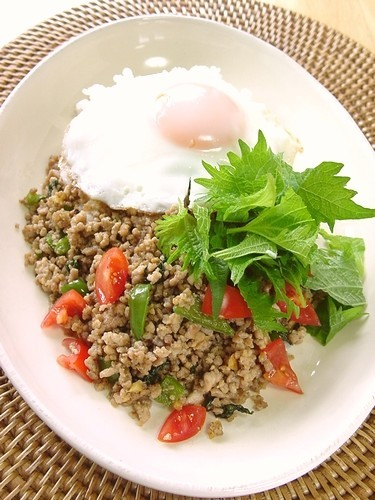Shiso Rice