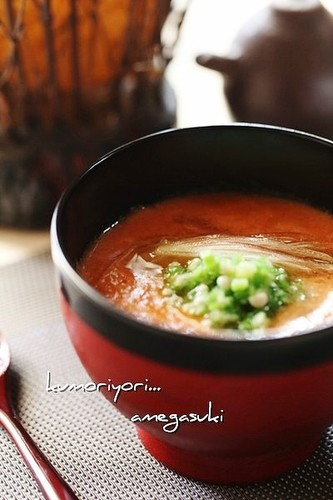 Japanese-Style Gazpacho