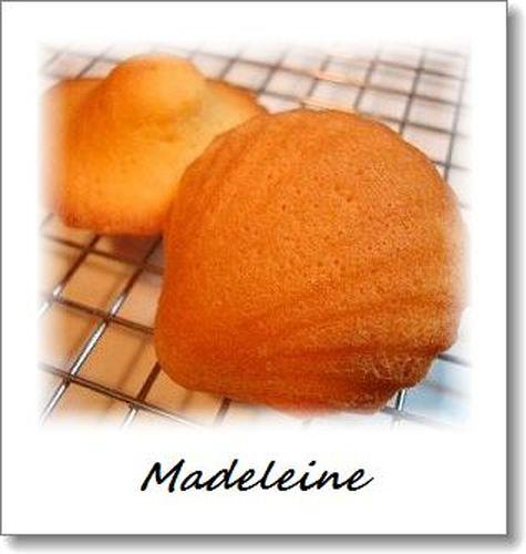 Super Easy Madeleines