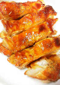 Everyone's Favorite Chicken Teriyaki Honey Oyster Sauce