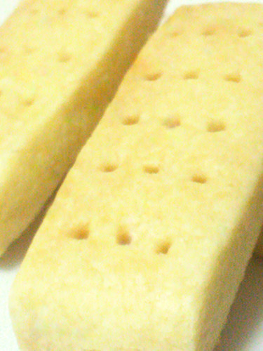 Easy Shortbread With Margarine