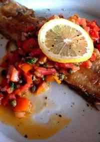 Tonguefish à la Meunière